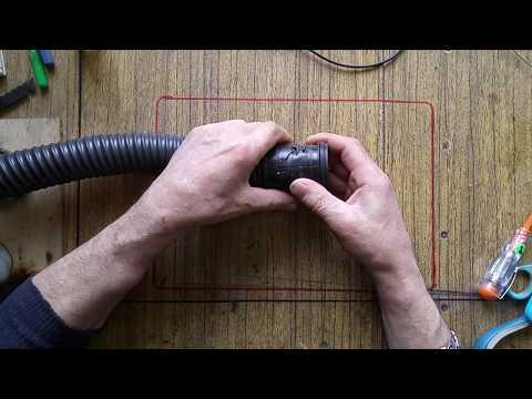 Ремонт шланга пылесоса самсунг своими руками видео