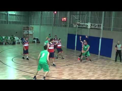 WINTER CUP 8ος όμιλος PERONIA WIZARDS - MAMBAS 59-63