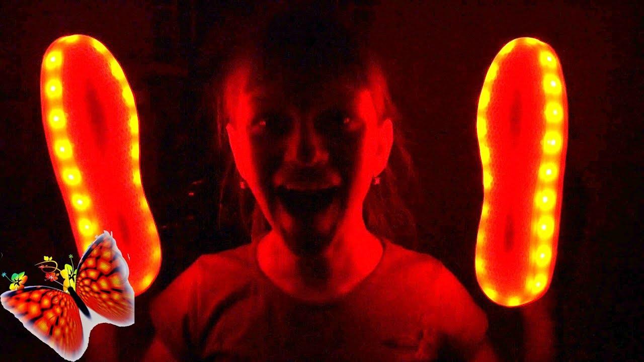 Кроссовки на роликах Heelys - YouTube