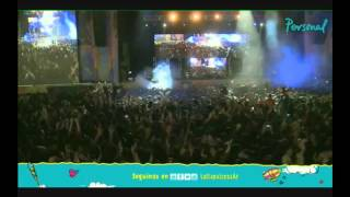Skrillex Live at Lollapalooza in Argentina, March 22, 2015
