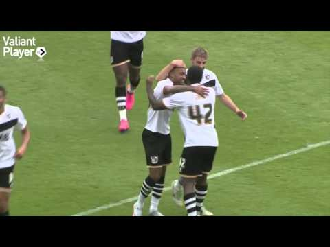 Goal Cam: Port Vale 2-1 Sheffield United - 2015/16