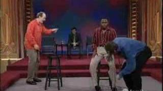 Whose line is it anyway? - The Best Stand, Sit Bend ever!