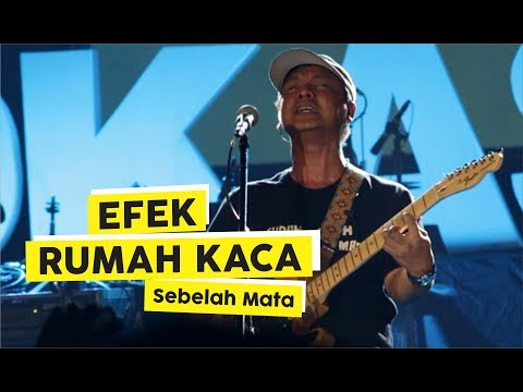 [HD] Efek Rumah Kaca - Sebelah Mata (Live at LOKASWARA, Yogyakarta)