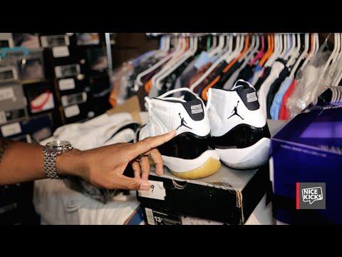 """A """"Sneak Peek"""" Inside Jumpman Bostic's Sneaker Basement, Pt. 2"""