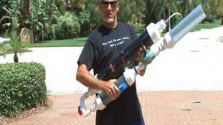 Hi-Power T-Shirt Launcher!