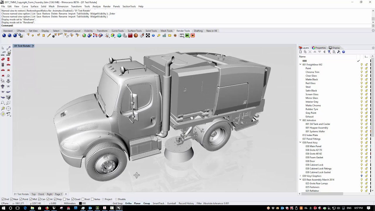 Rhino3d v6 for Windows (4 of 6) / Modelling Enhancements