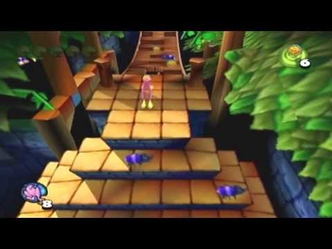 Frogger 2: Swampy's Revenge Game Sample - Dreamcast