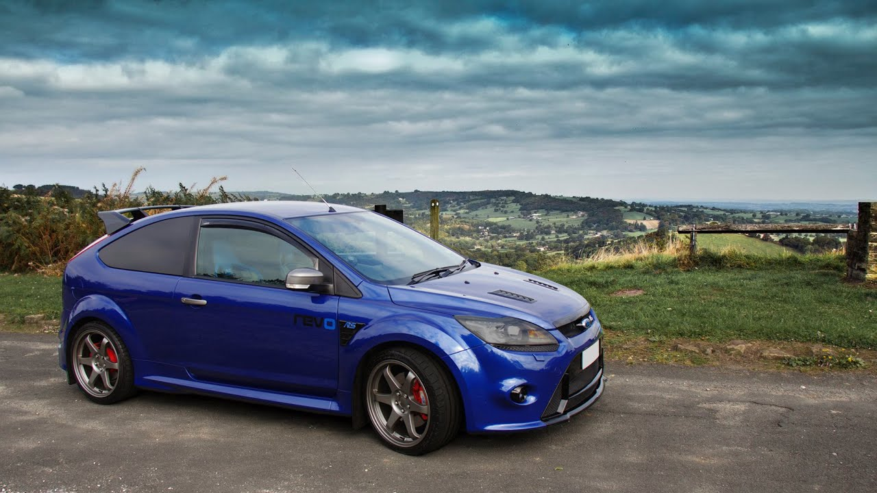 ford focus rs mk2 revo stage 4 435bhp youtube. Black Bedroom Furniture Sets. Home Design Ideas