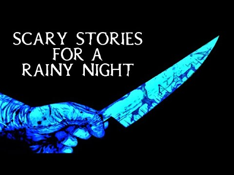 Scary True Stories Told In The Rain   Thunderstorm Video   (Scary Stories)   (Rain Video)   (Rain)