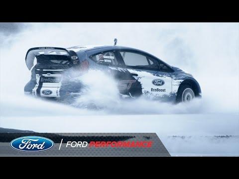Ford Fiesta ST Rallycross mit 600 PS: Spektakuläres Video dokumentiert die Vorbereitungen auf die Rennsaison 2014 (FOTO + VIDEO)