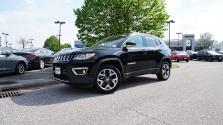 2018/17 Jeep Compass Limited 4X4 | Review