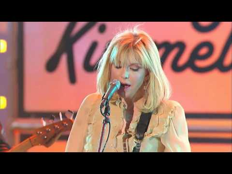 Hole/Courtney Love - Pacific Coast Highway (LIVE)