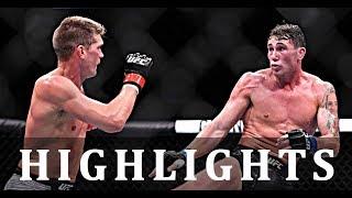 STEPHEN THOMPSON vs DARREN TILL #UFCLiverpool | FIGHT HIGHLIGHTS