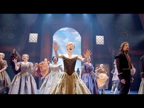 """For The First Time In Forever"" 