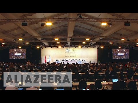 COP 22 conference ends with modest progress