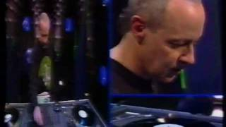 DJ Morpheus Live set on Viva House TV 1996