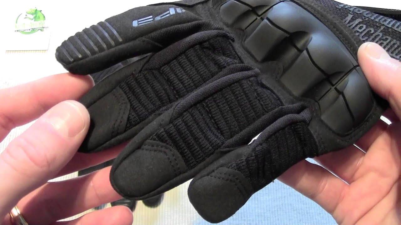 Mechanix Wear-M-Pact 3 Glove Covert