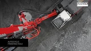 AutoMine® Surface Drilling AutoCycle for iSeries drill rigs