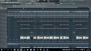 FLP Remake Instrumental La Dura - Jacob Forever Ft Cosculluela (JaimeBeats)