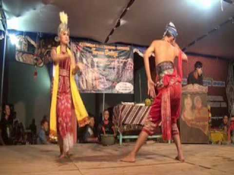 Tari Topeng Taruna Budaya Samabumi - RANGO RANGO