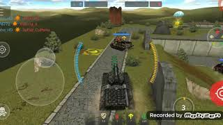 Налаштування і бій танки онлайн на телефоні