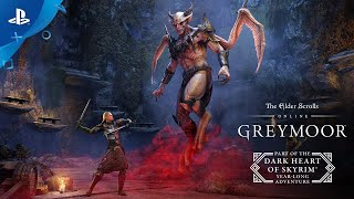 The Elder Scrolls Online: Greymoor - Fear the Dark Heart of Skyrim | PS4
