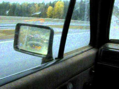 Highway-1 Helsinki to Turku - tunnels /trip to Finland/