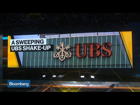 UBS to Combine Trading Units in Investment Banking Shake-Up