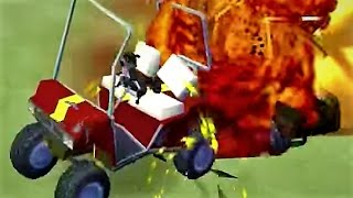 Over the Hedge (2006) (PC) - BumperCarts