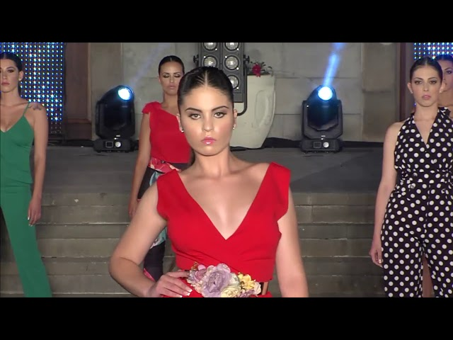 Desfile CLARA CASTLE - Miss Norte 2018