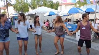 San Juan Capistrano Greek Festival ~ 2014, Syrtos!! OPA