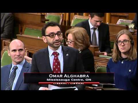 Omar Alghabra Recognizes Inspiring Women on IWD - YouTube