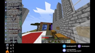 MINECRAFT Livestreams ~ Get All Items: Aether Legacy Mod (1.12.2) #11 - Death by more zombies