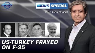 Gambar cover Indus Special with Ejaz Haider | US-Turkey Frayed On F-35 | Ep 174 | Indus News