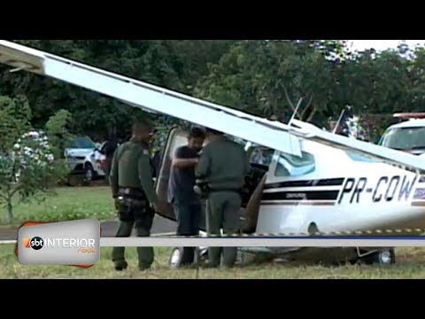 Cenipa vai investigar pouso forçado da aeronave em cemitério de Araçatuba
