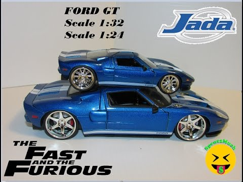 Ford Gtcast   Fast And Furious Jada