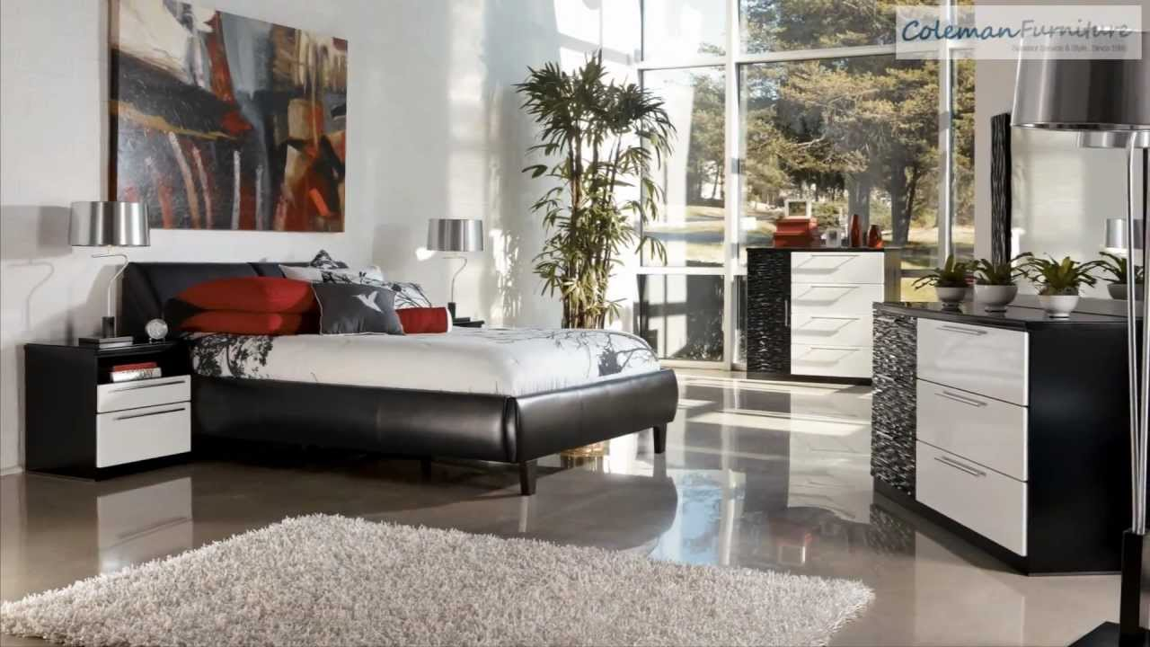 Ashley Modern Bedroom Furniture