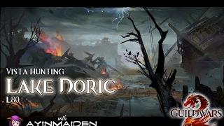 ★ Guild Wars 2 ★ - Vista Hunting - Lake Doric