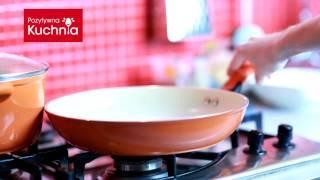Patelnia ceramiczna Ceramic Galicja - recenzja | DOROTA.iN