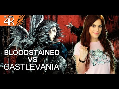 El Píxel 4K 2x151: Castlevania VS Bloodstained