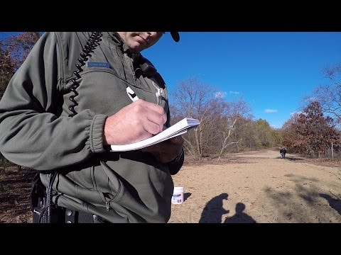 BUSTED By The Cops!!! Subscriber Bass Fishing Tournament In New Jersey