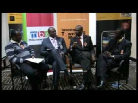 The Four-man interview -Margin Loan And The Nigerian Investors Pt 3