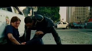 Хэнкок спасает полицейского — «Хэнкок»