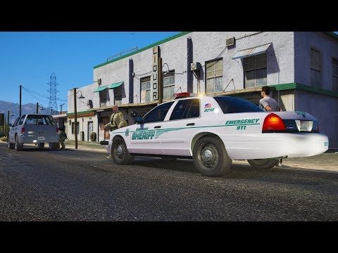 LSPDFR - Day 697 - Felony warrant for armed robbery
