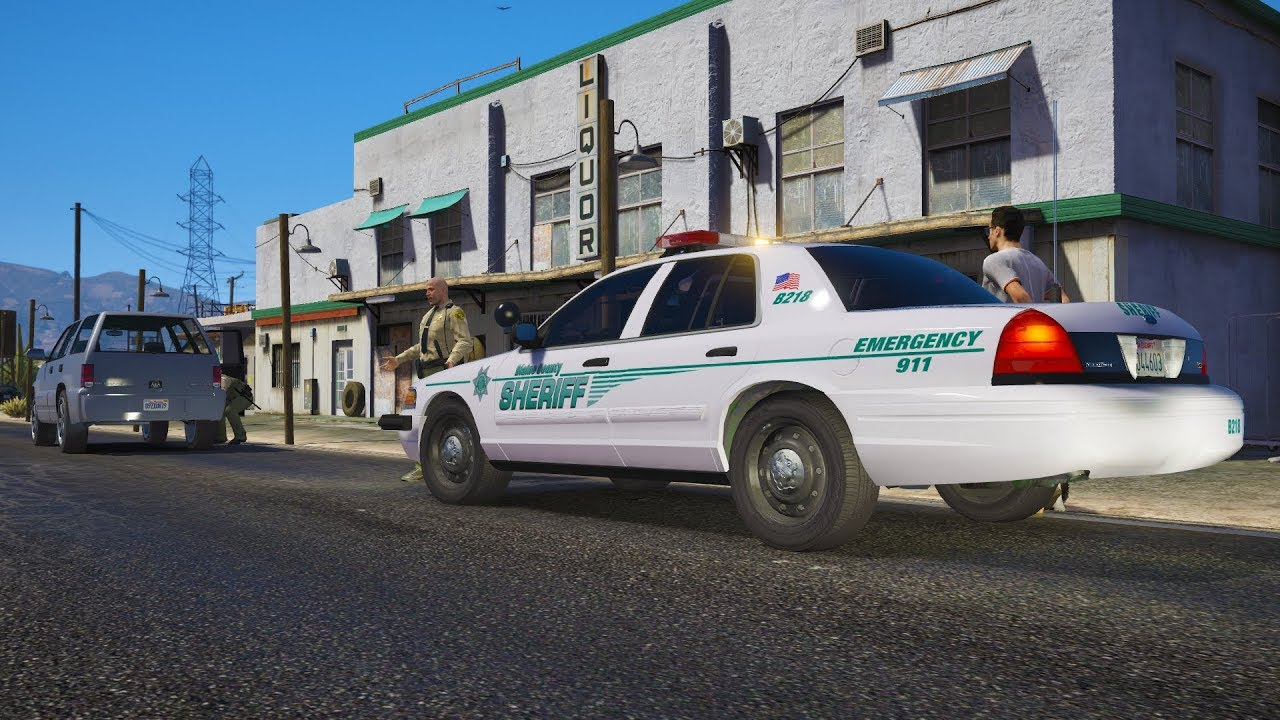 Why won't Rockstar Games give GTA 5 a police mode update?