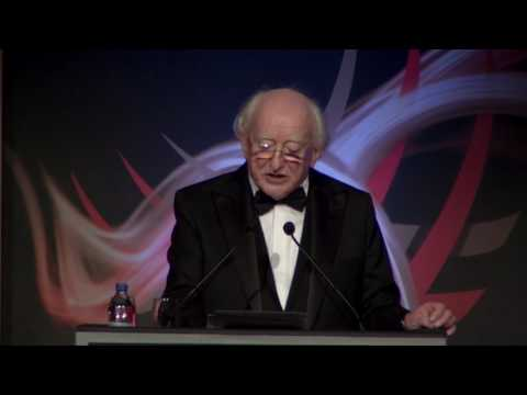 President Michael D Higgins - B&F Awards 2016