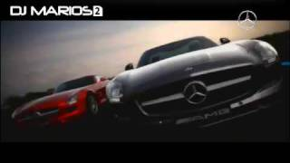 Mercedes-Benz SLS AMG Gullwing in Granturismo 5 Videos