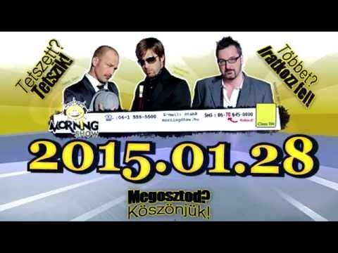ClassFM MorningShow 2015 01 28 Erzsiékhez megérkezett a Mobilház, Díjnyertes Magyar mozik