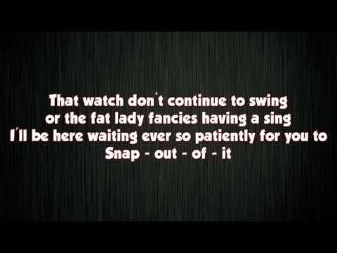 Arctic Monkeys - Snap out of it [Lyrics HD]