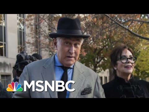 Longtime President Donald Trump Adviser Roger Stone Convicted | The 11th Hour | MSNBC